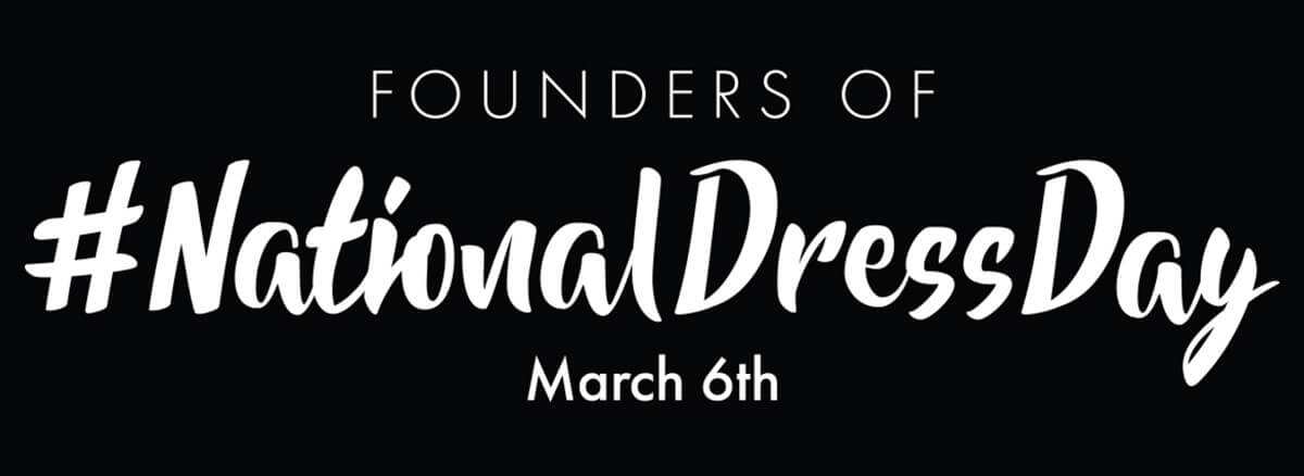 Founders of #NationalDressDay. March 6th